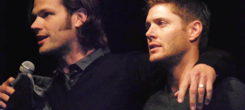 Jensen Ackles – Keeping It Fresh at ChiCon