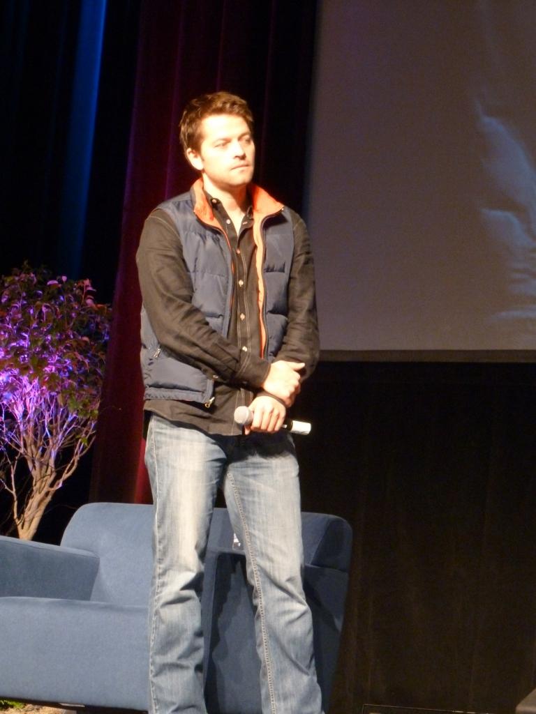 serious!Misha