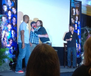 Supernatural reunion! Ty and Rick join J2