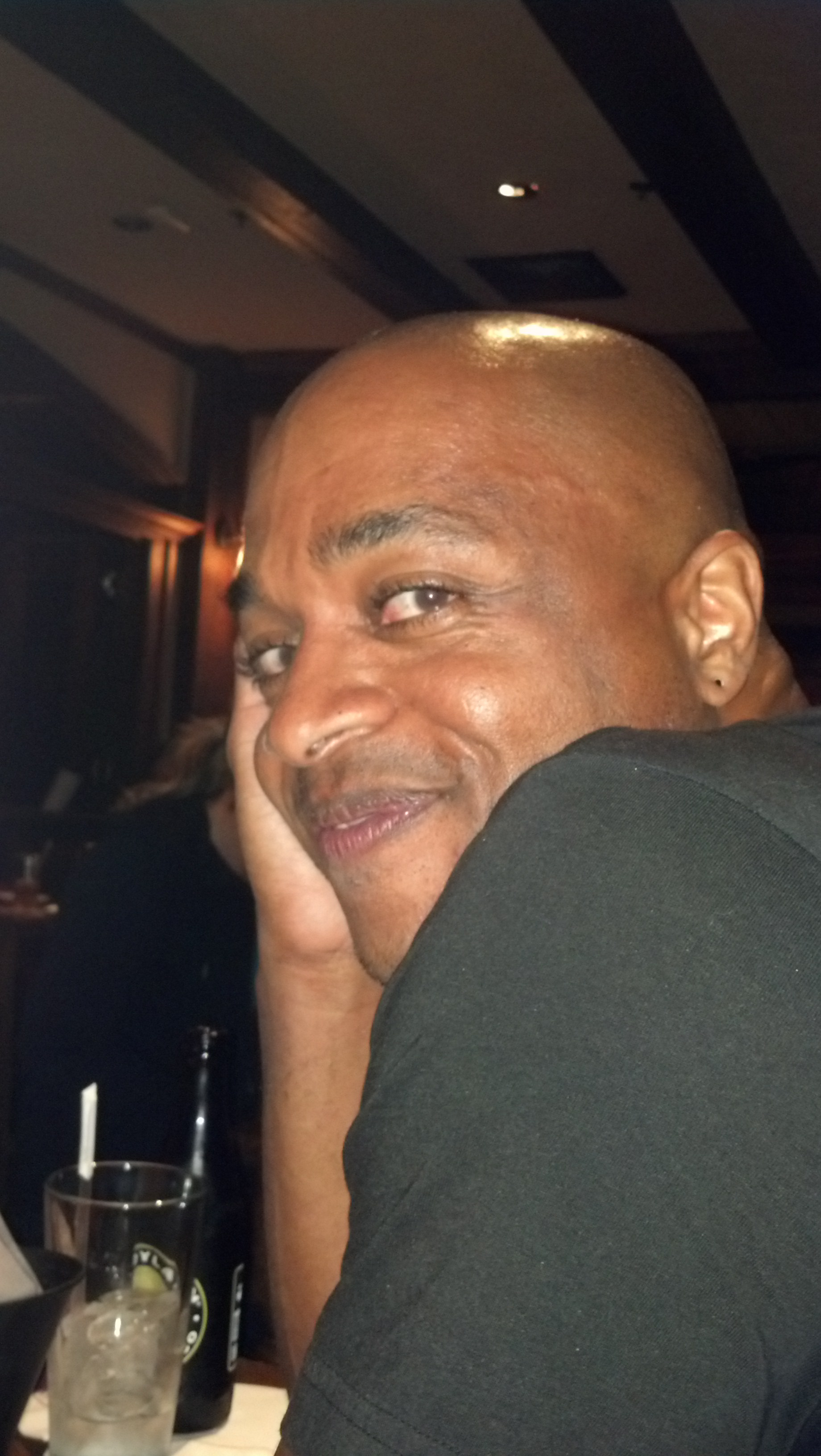 rick worthy wife