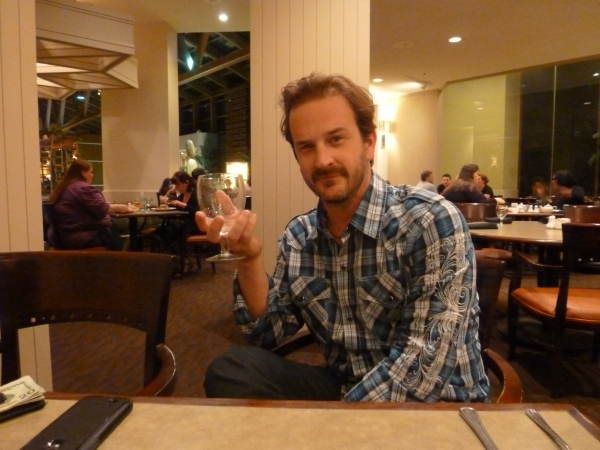 Collaborator Richard Speight Jr.