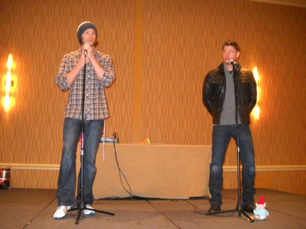 Jared and Jensen have the legs for it...