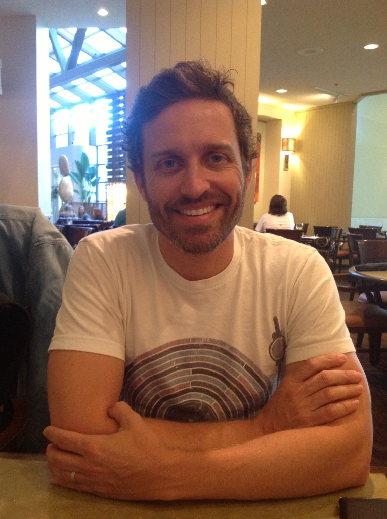 The adorable Rob Benedict