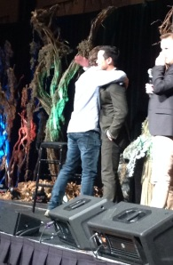 Rob and Osric