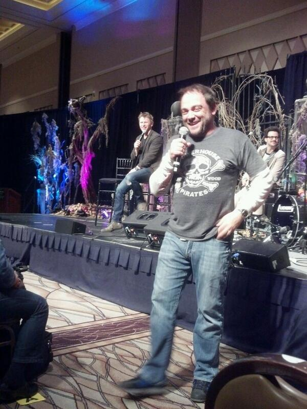 The sassy Mark Sheppard