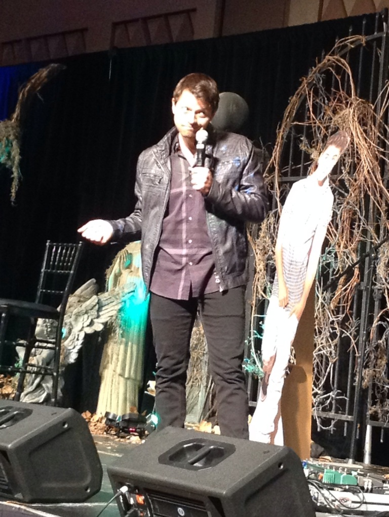 Misha being Misha