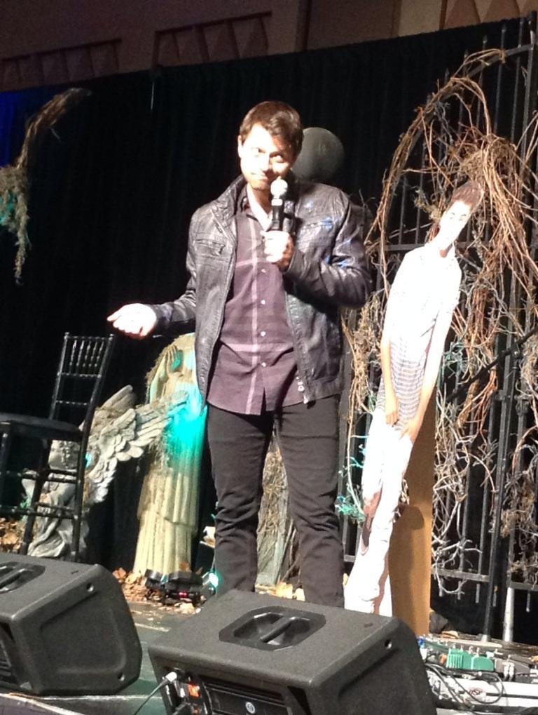 Misha being Misha