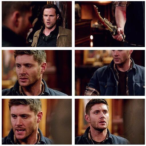 Sam talks Dean down (WeLoveSPN)