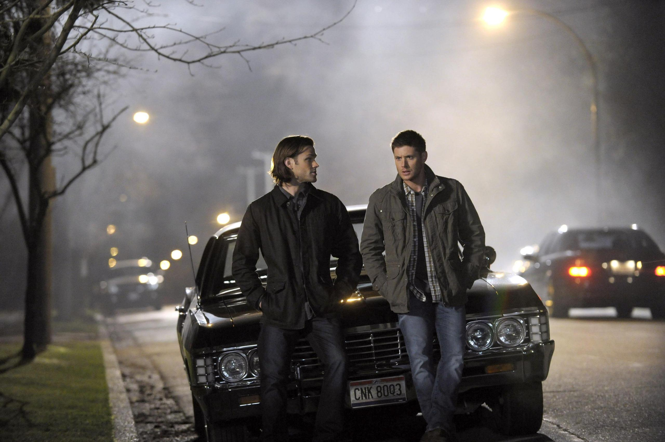 Supernatural Sam S Car