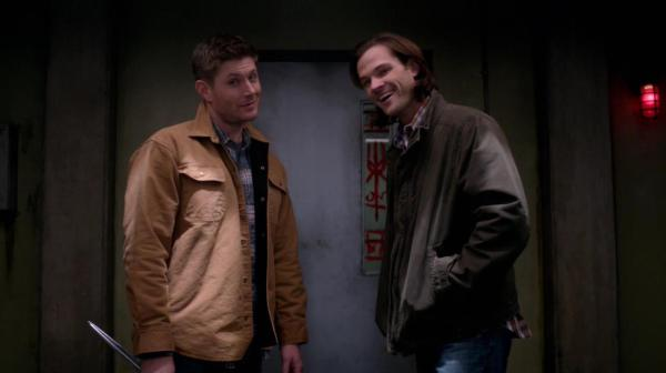 The Winchesters are judging you...