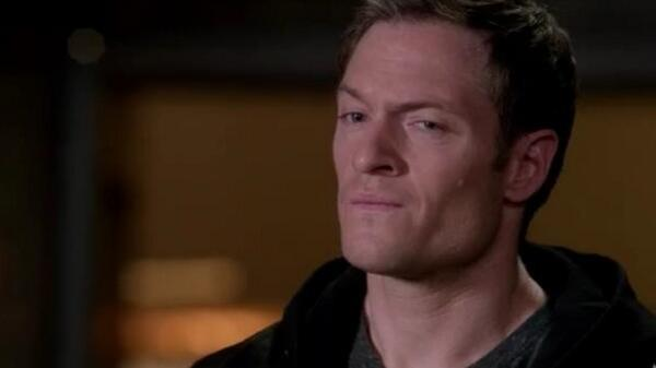 Gadreel version of the patented Sam Winchester bitchface