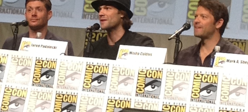 So You Wanna Go To Comic Con…Supernatural and More at SDCC14!