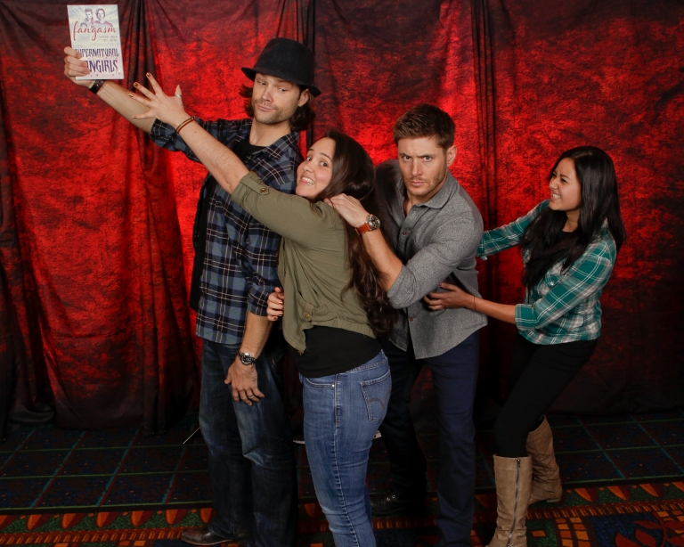Yep, Jared really liked it. Teresasings989