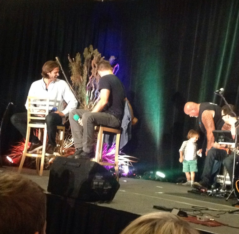 Thomas comes looking for 'Uncle Jensen'