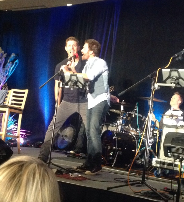 Jensen joins Louden Swain and Rob Benedict