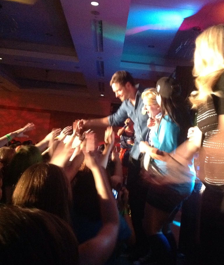Tahmoh reaches out to fans