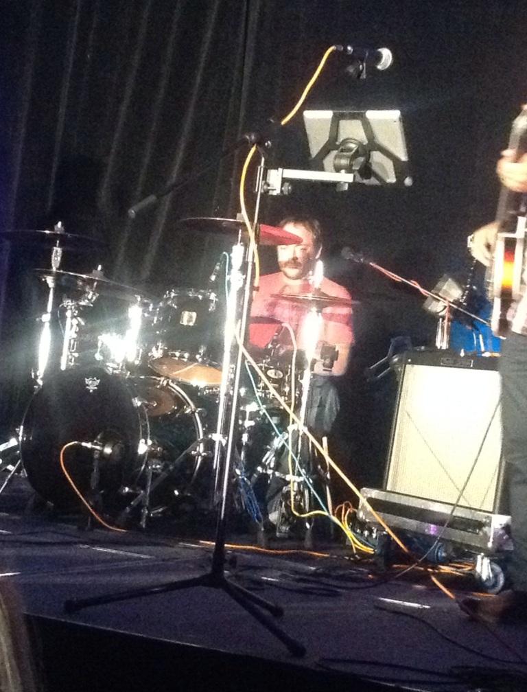 mark drums