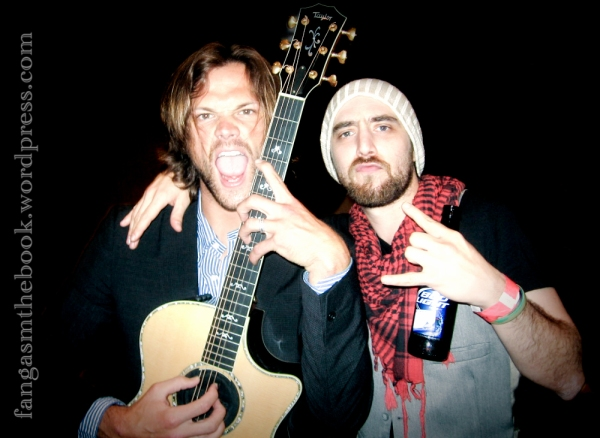 Jared and Brian, photo by me!