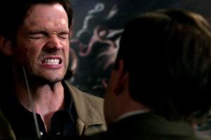 Sam being tortured. Again.