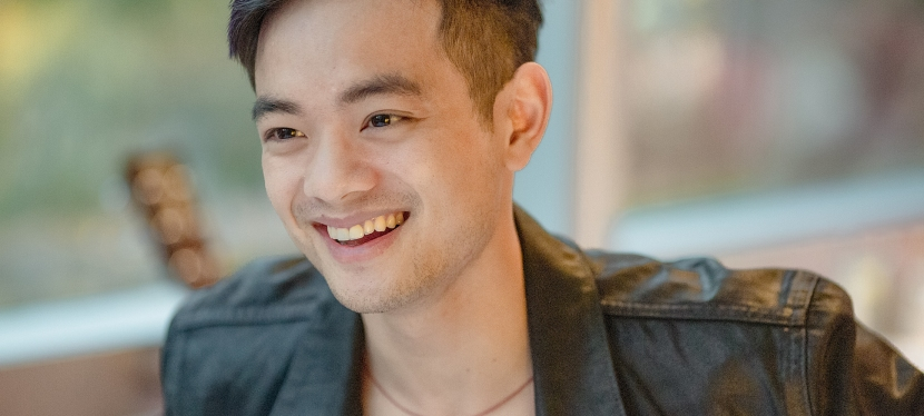 Osric Chau on his Emotional Last Scene as Kevin – and the Perils of Wrestling with Jared