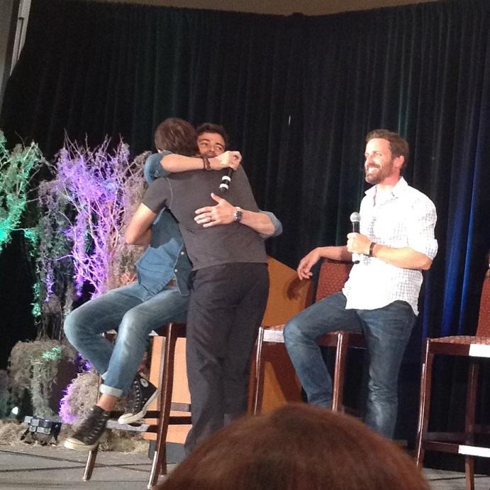 Misha and Matt