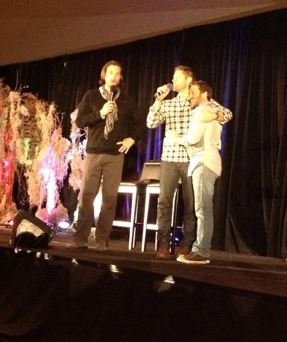 Jared, Jensen and Rob