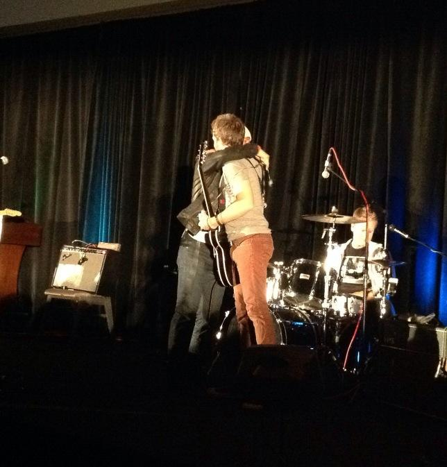 Osric and Rob