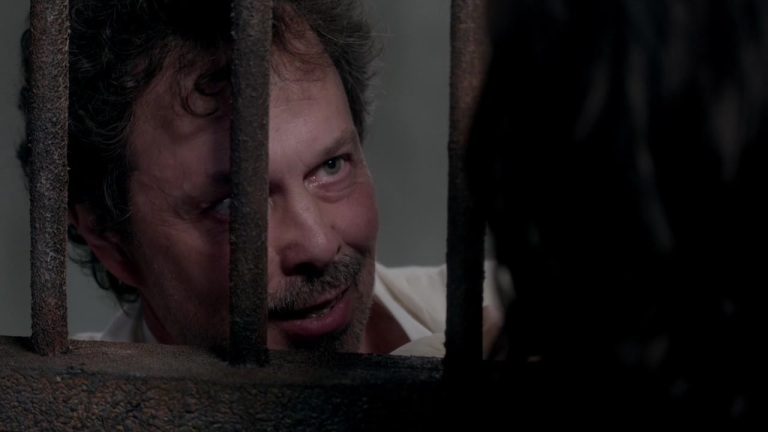 How so creepy, Curtis Armstrong??