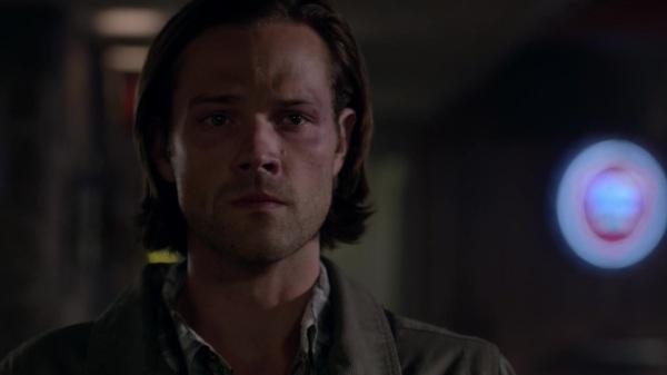 The reunion. Oh Sam.