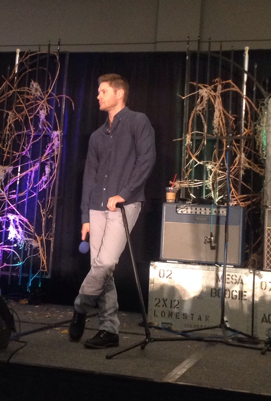 Were All In This Together Jensen Ackles At Burcon Fangasm
