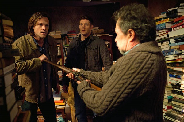 Metatron, meet the Winchesters