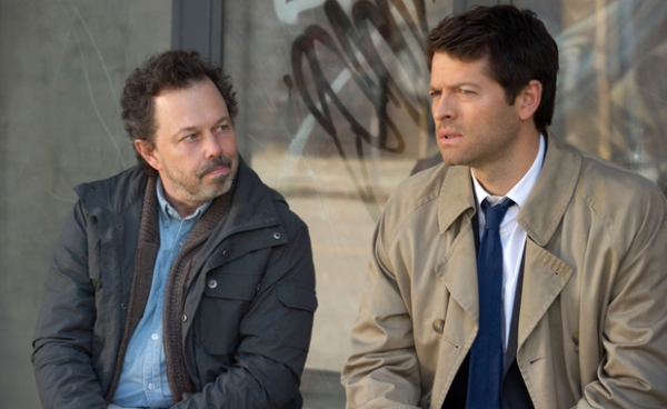 Metatron and his man crush