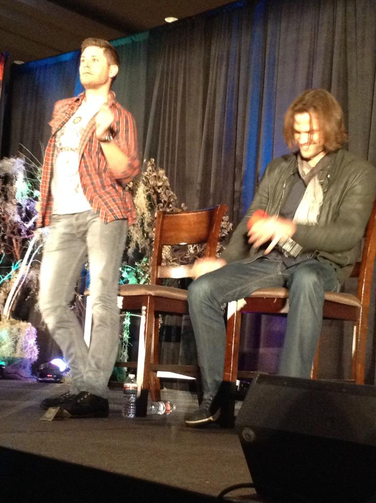 Shake it, Jensen
