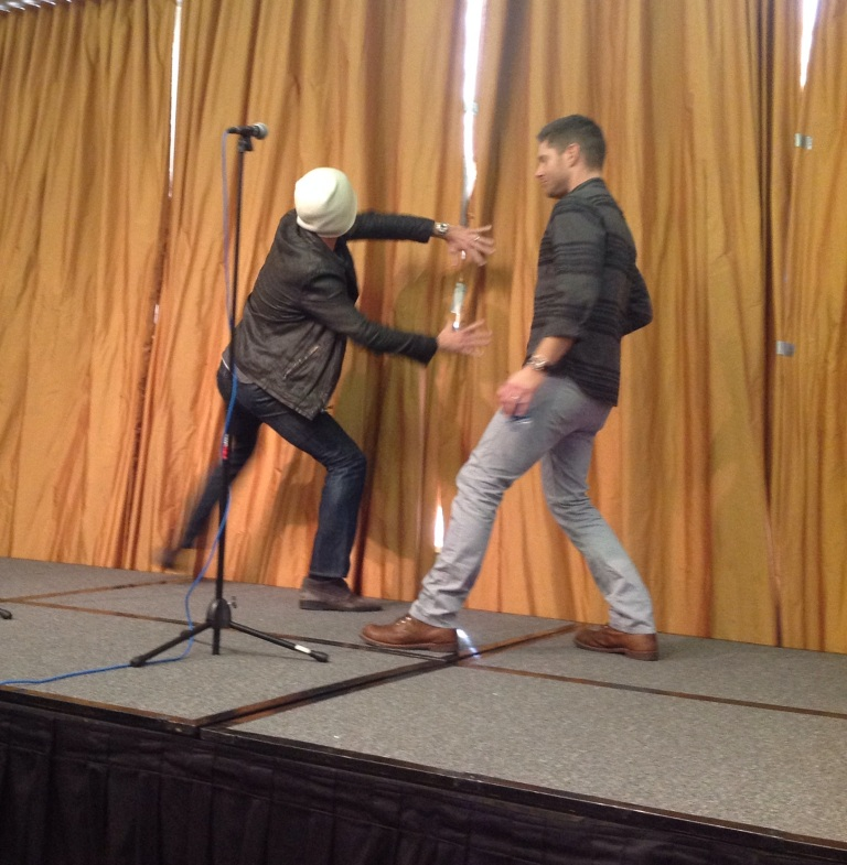 j2 fight curtain