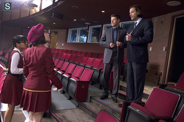Sam and Dean confront Maeve and Marie's interpretation