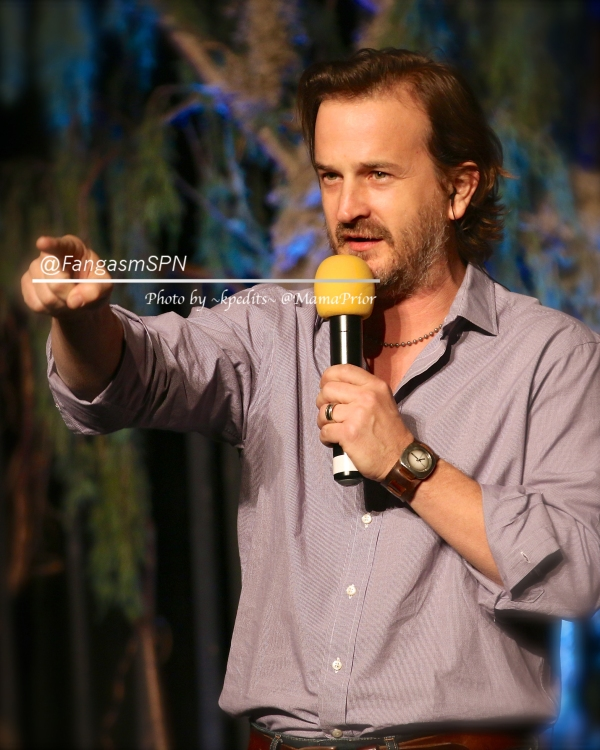 Our host with the most, Richard Speight Jr.