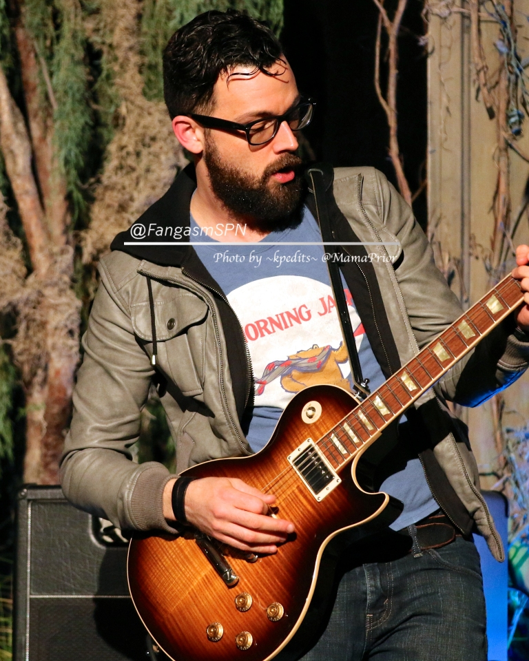 Guitarist Billy Moran