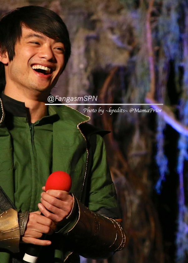 Osric's reaction