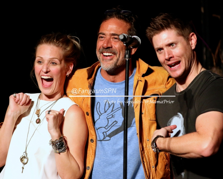 Jensen: They made me!