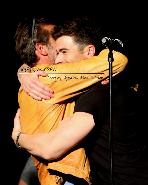 A double John Winchester hug!