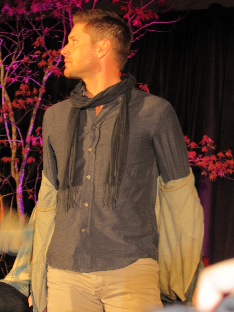 Yes, this is Jensen stripping...