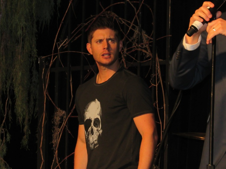 Jensen: What the...?!