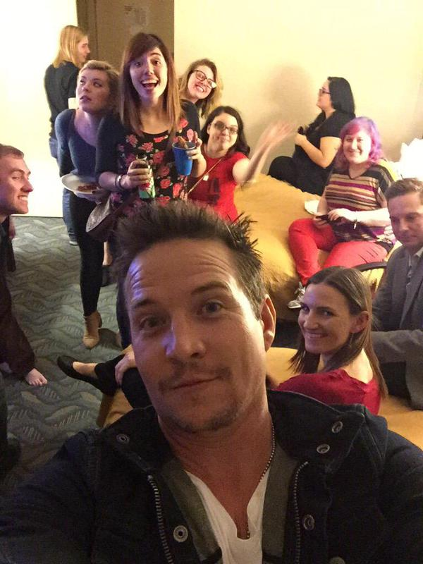 Travis joins an SPN Watch Party!
