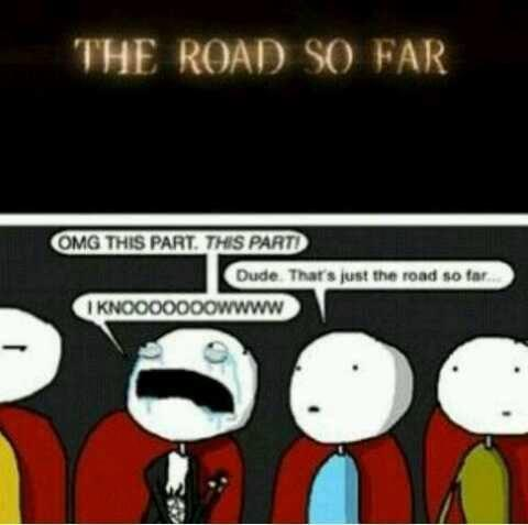 finale theroadsofar