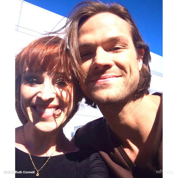 ruth connell jarpad