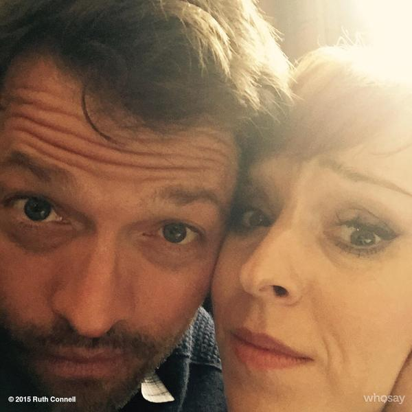 ruth connell misha likes to hold on tight