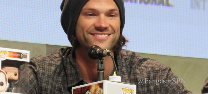 Fangasm Revisited –Supernatural at Comic Con2015!