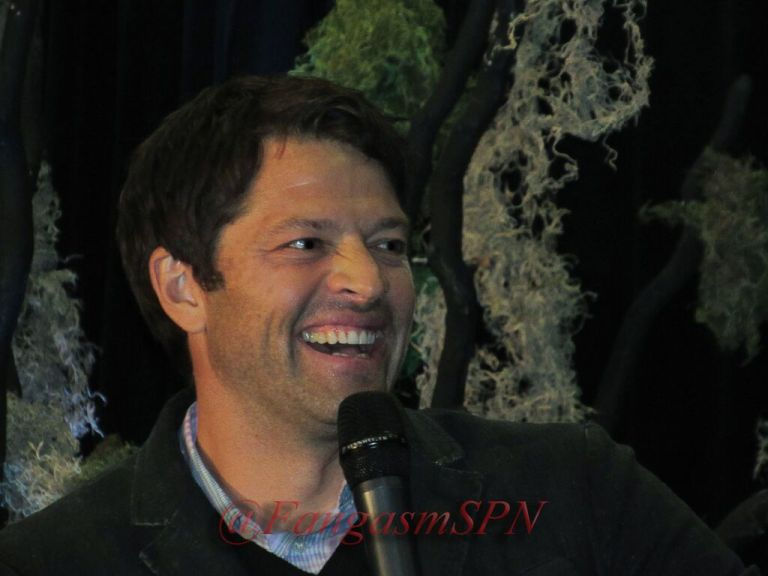 misha cam laugh