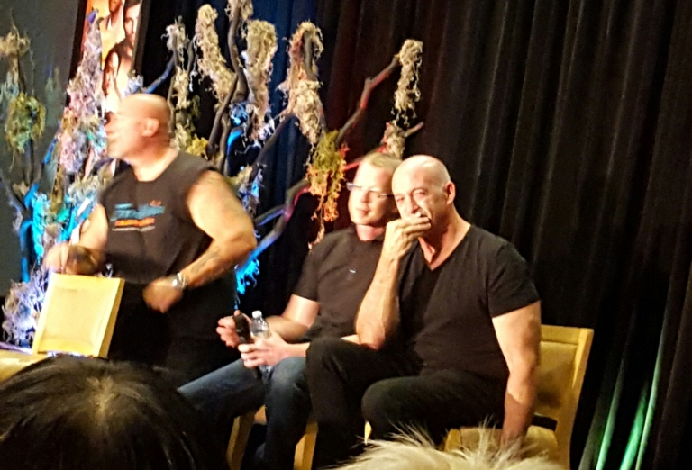 Clif, Jason and Mitch get emotional