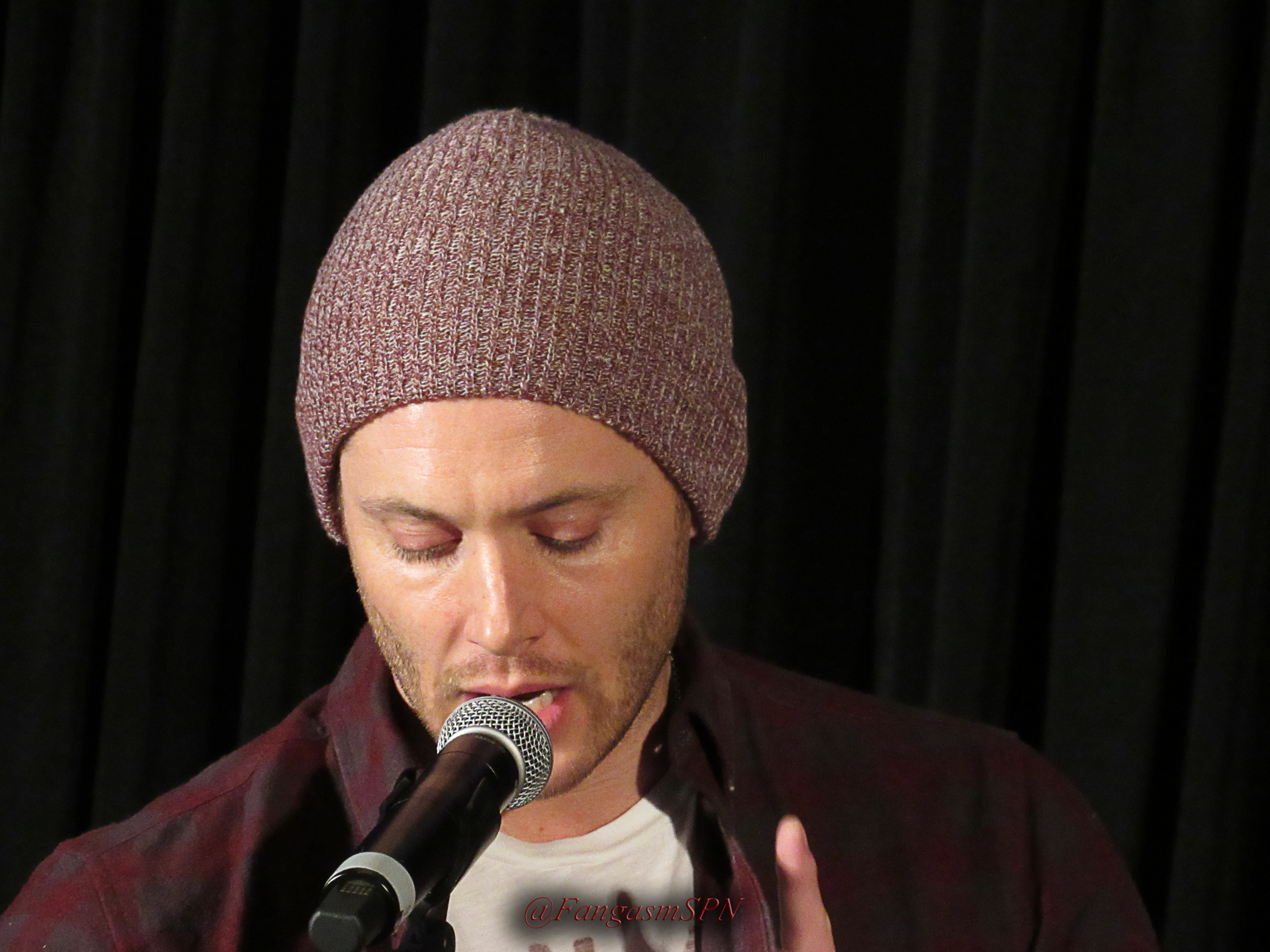 Meet and greet tidbits from chicon jensen ackles on directing meet and greet with jensen chicon15317wm kristyandbryce Images
